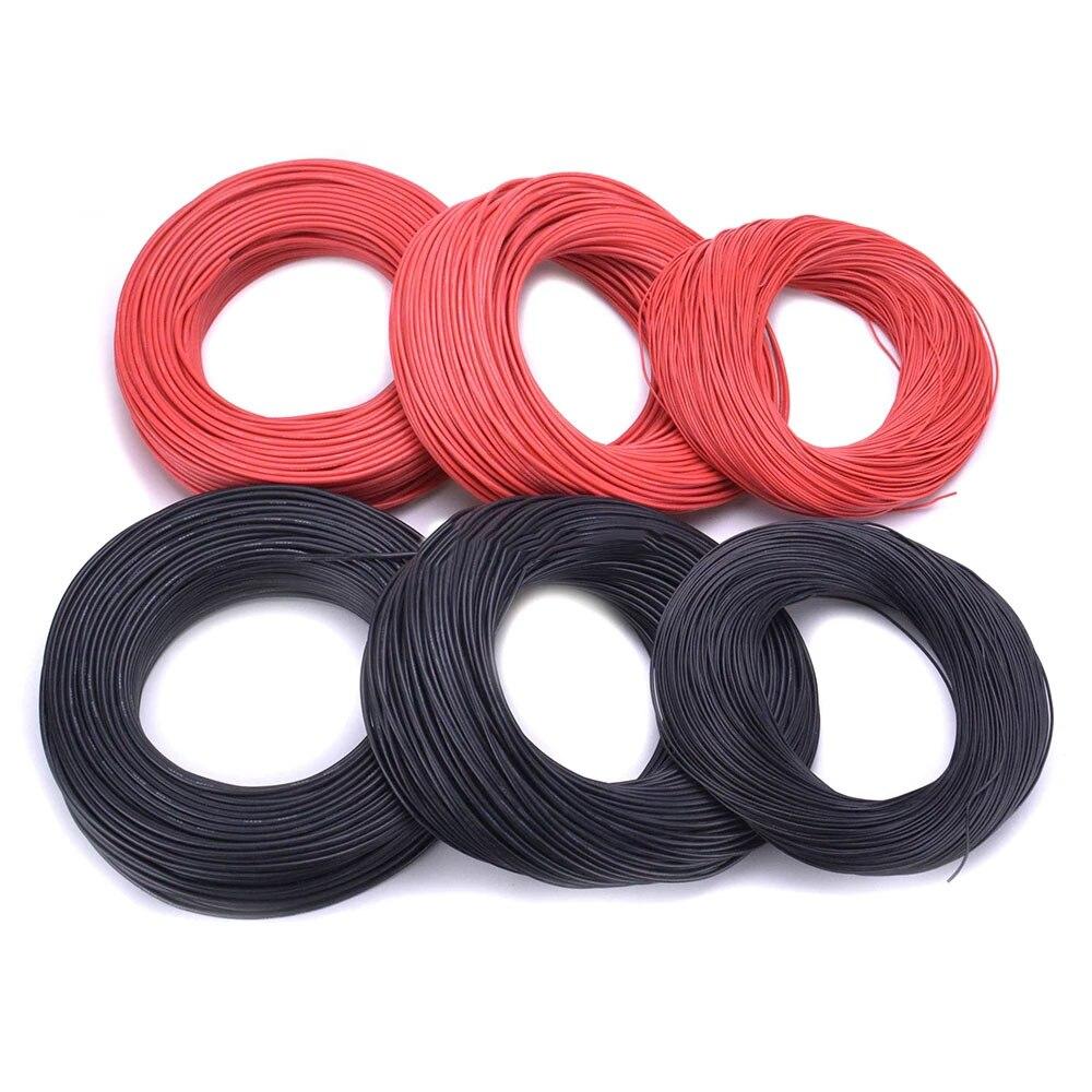 Cable de silicona para taladro a control remoto, 1 metro, 1 metro,...