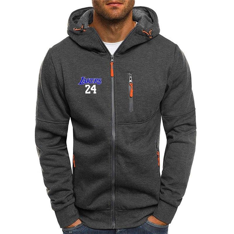 Весна-Осень 2021, мужская куртка с капюшоном, повседневная толстовка на молнии, мужская спортивная одежда, модная куртка, Мужская одежда, курт...