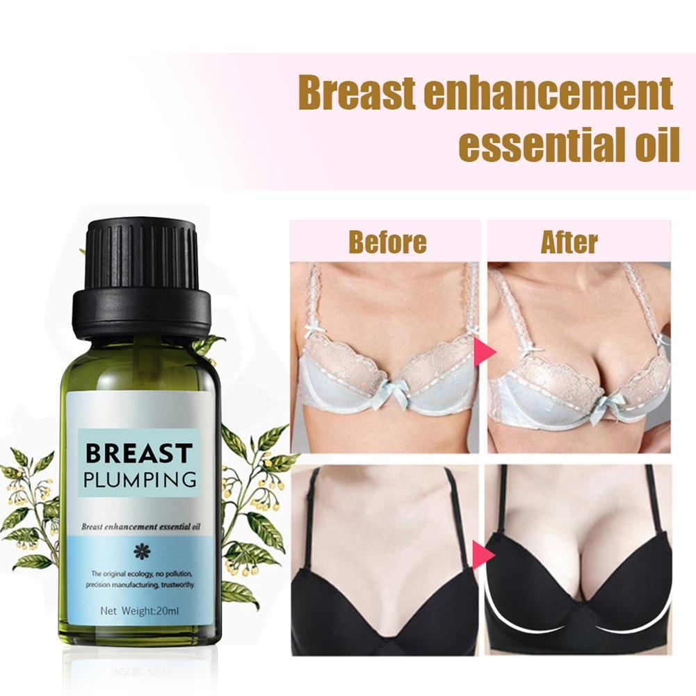 20ML Perky Breast Plumping Essential Oil Confident Breasts Breasts Oil Enhancement Oil Lively Plump