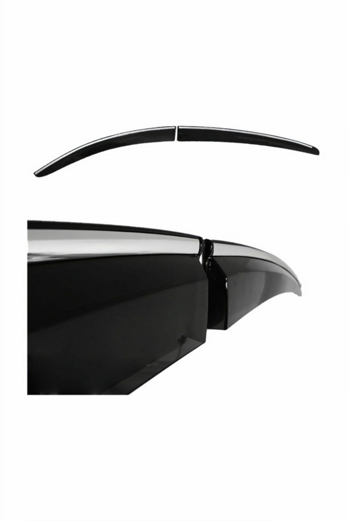 Golf 4 Chrome Stripe Glass Spoiler