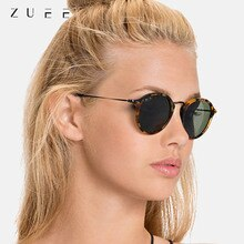 New Round Sunglasses Coating Retro Men Women Brand Designer Sunglasses Vintage Mirrored Glasses Sung