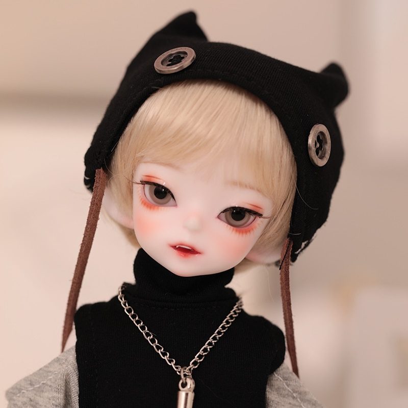 Full Set New Arrival 1/6 BJD Doll BJD/SD Lovely Viol Resin Joint Boby Body Doll With Eyes For Baby G
