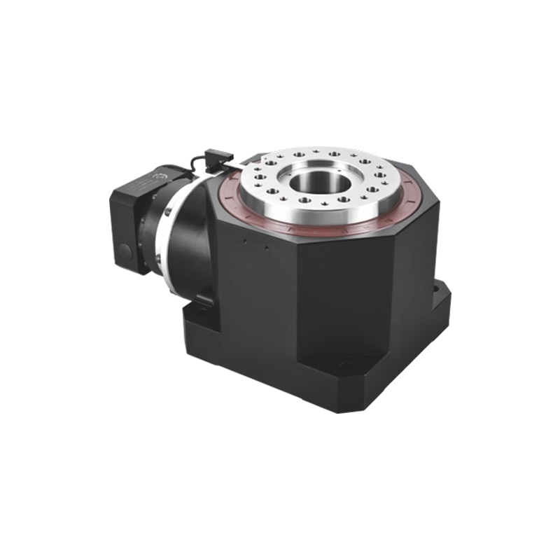 ZCMD180-L1 الزاوية اليمنى 90 درجة الجوف الدورية منصة 1 المرحلة نسبة ل 80 الإطار 750 واط محرك سيرفو يعمل بالتيار المتردد المدخلات رمح 19 مللي متر
