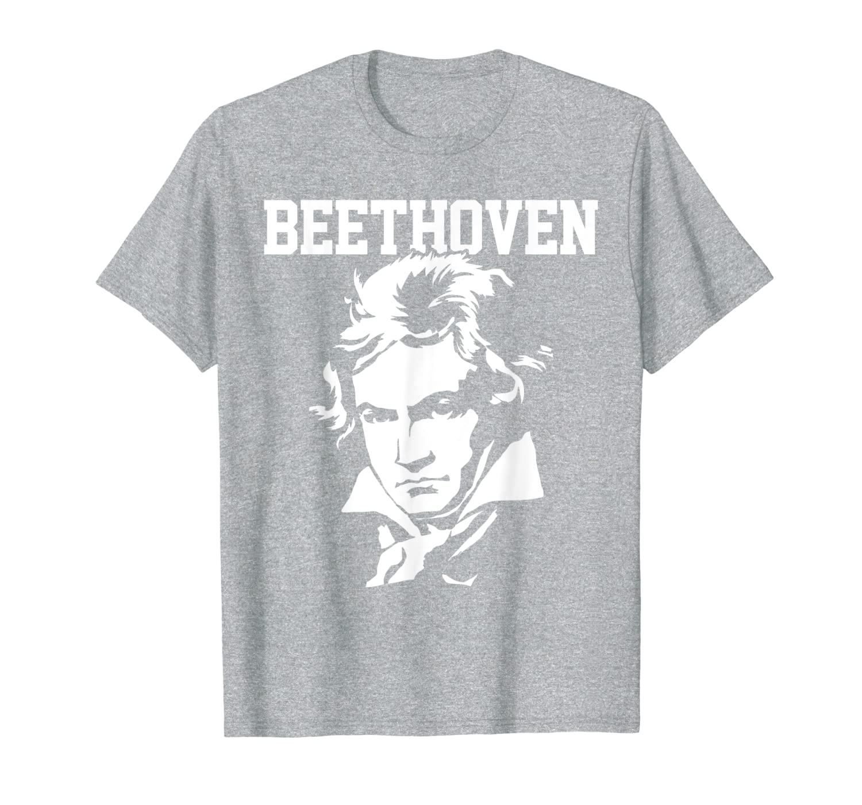 Camiseta Ludwig Van Beethoven compositor de música clásica T camisa