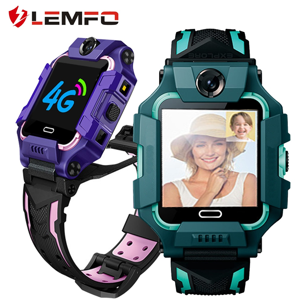 kw88 android 5 1 os smartwatch electronics android 1 39 mtk6580 smart watch phone support 3g wifi gps for apple samsung les2 LEMFO Y99 4G Smart Watch Kids Dual Camera Support HD Video Call GPS Wifi LBS Children Smartwatch For Android IOS Phone Watch