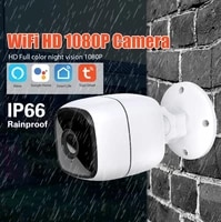 Smart WIFI Camera Outdoor Waterproof Camera Night Video Motion Sensor Home Surveillance Camera Used With Google