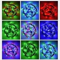 led strips bluetooth iuces led rgb 2835 waterproof flexible lamp tape ribbon diode dc12v 5m 10m 15m 20m wifi led lights