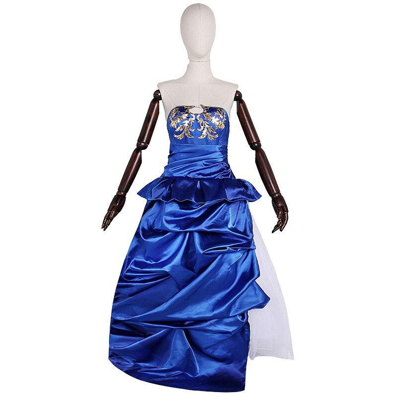 Fate/stay night Saber Arutoria Pendragon 10 ° aniversario Cosplay vestido halloween Disfraces para mujeres y adultos