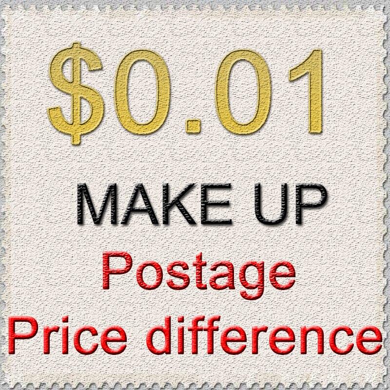 Compensar a diferença/compensar a postagem entre em contato com o serviço ao cliente antes de fazer um pedido! 0.0