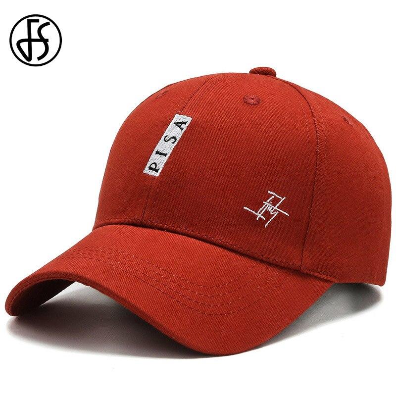 FS hiver Hip Hop visage casquettes pour hommes femmes rouge rose violet casquette de Baseball casquette de Baseball Sport de plein air camionneur chapeaux Gorras Hombre