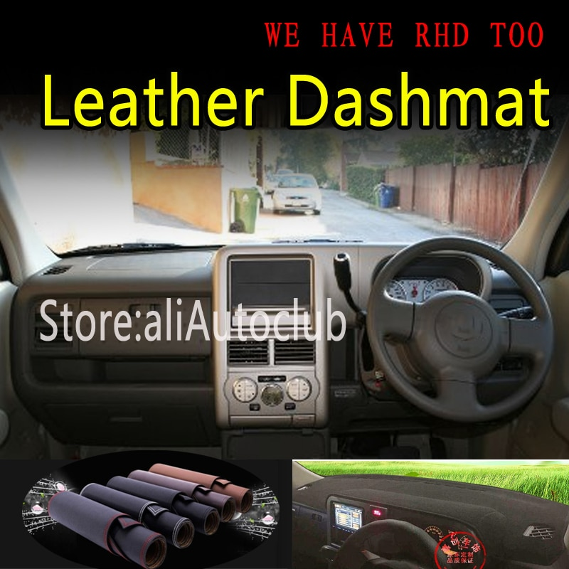 لنيسان مكعب G2 2002 2003 2004 2008 الجلود Dashmat لوحة غطاء اندفاعة حصيرة ظلة السجاد سيارة اكسسوارات التصميم السيارات