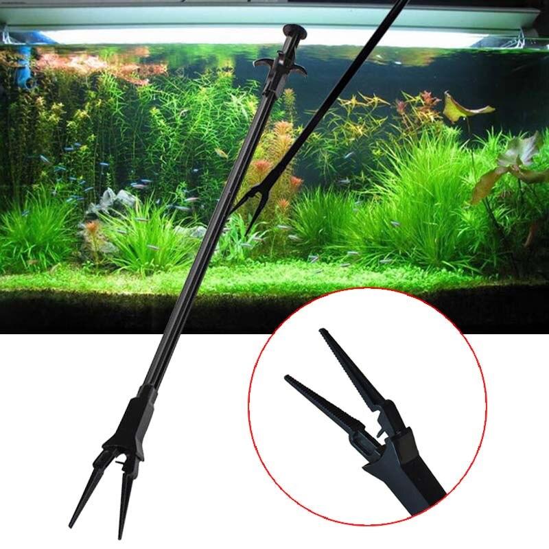 Пинцет для аквариума сверхдлинные щипцы для аквариума 50 см аквариумный зажим клипса инструмент для очистки