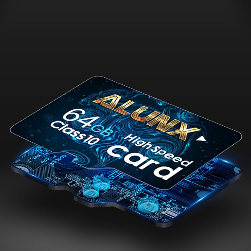 Карта памяти Micro SD для адаптера смартфона, карта памяти класса 10 TF на 8, 16, 32, 64, 128, 256 ГБ, 256 ГБ, 16 ГБ, 8 Гб