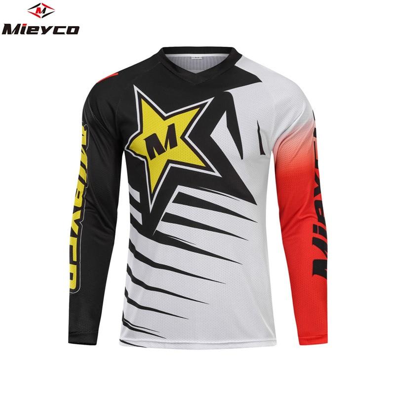 Mieyco-Camiseta de ciclismo Para Hombre, Maillot deportivo Para ciclismo de montaña O...