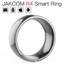 JAKCOM R4 inteligentny pierścień dla mężczyzn kobiety rfid mini podwójne tagi karty villager resistencia rf biżuteria naklejki etykiety nfc215 100 sztuk