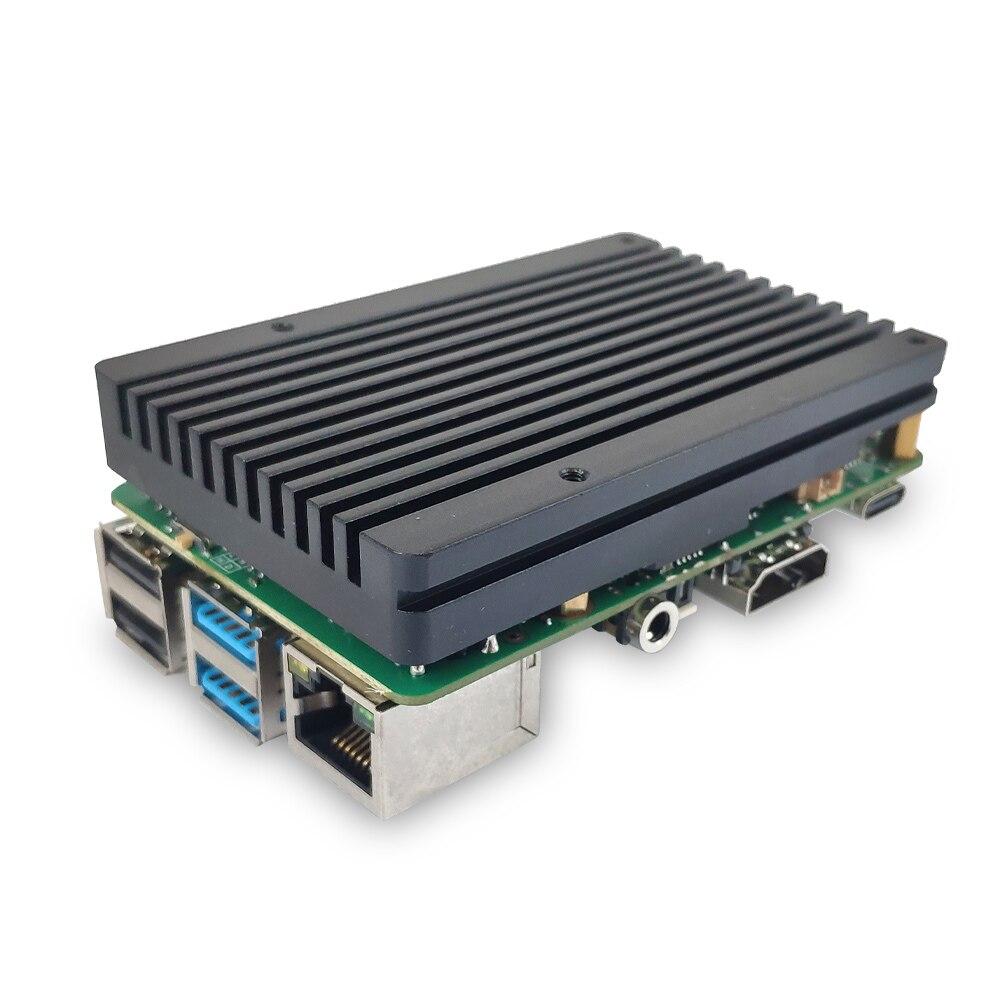 Радиатор для Rock Pi 4A или Rock Pi 4B