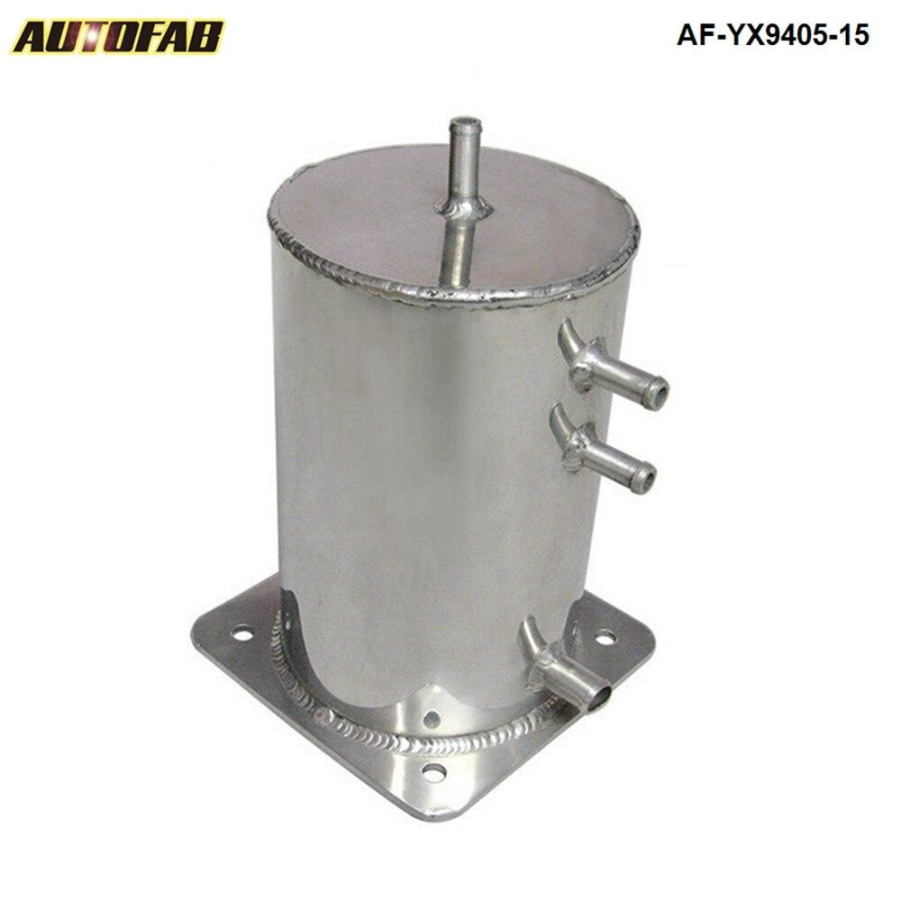 Tanque de combustible de aleación de remolino 1,5 LT para carreras de motos de carreras de AF-YX9405-15