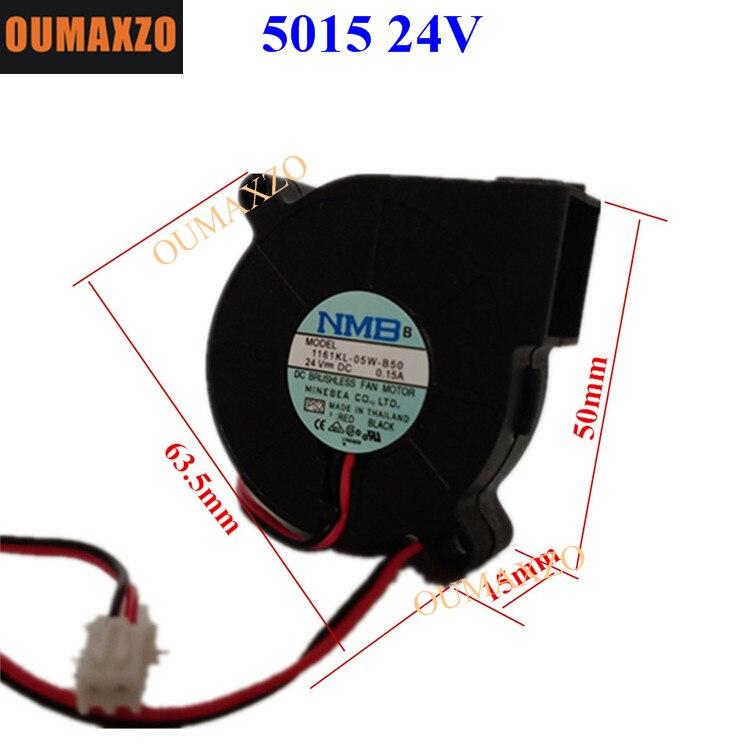 Ventilador de 8 unids/lote, suministro de refrigeración, haz de luz, turbina, luz con cabezal móvil, bombilla led par, ventilador 6015 8025 5015 DC12v DC24v