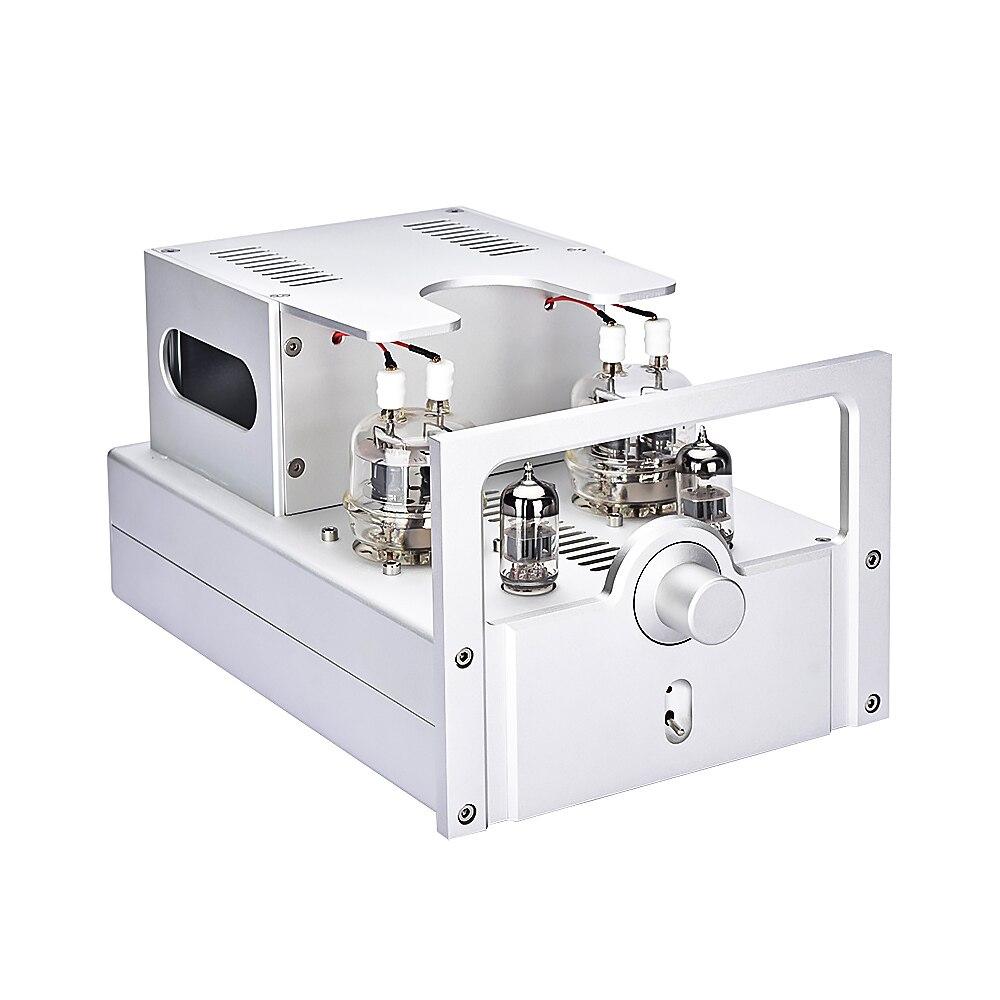 Amplificador Estéreo Doméstico Amplificador De Potência De Som Pure Class A 10Wx2 FU32 Bile Placa Amplificador De Áudio Home Theater De Alta Fidelidade do Tubo de Vácuo