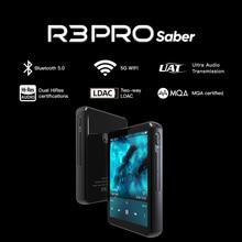 HiBy R3Pro Saber Network Streaming Music Player HiRes Lossless Digital Audio Tidal MQA 5Gwifi LDAC D