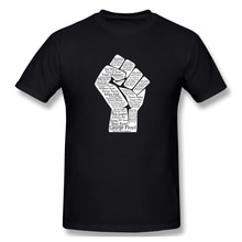 Camiseta de manga curta básica masculina tamanho europeu diga seus nomes vidas pretas importa t shi