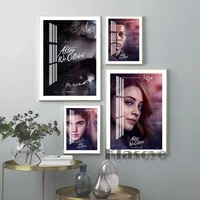 after we collided romantic drama poster prints movie star actor art canvas painting wall pictures bedroom living room home decor