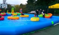 swimming pool floating kids water toys bumper boats with electric motor fiberglass kiddie aqua battery operated bumper