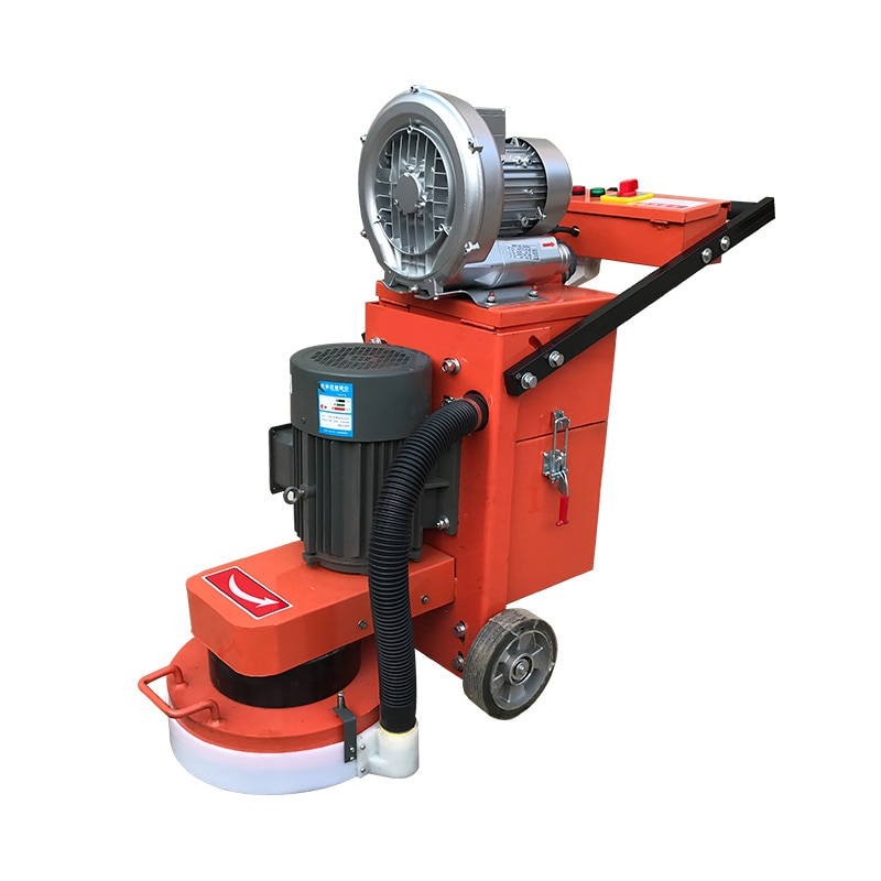 400 type environmental grinding terrazzo grinding machine cement floor polishing machine old floor paint floor renovation tool