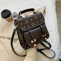 ladies backpack female 2021 new korean fashion trend small fresh travel bag western style single shoulder small backpack