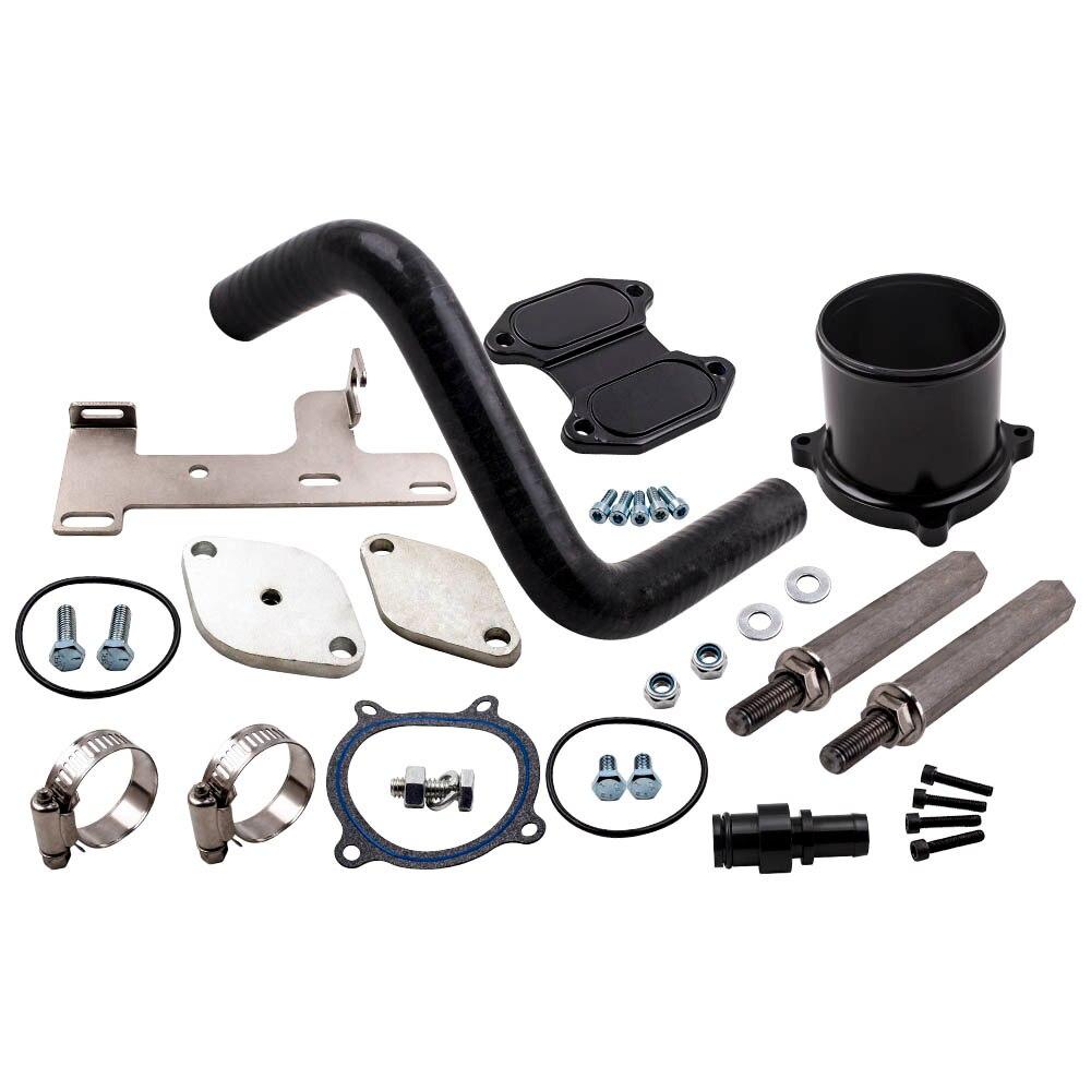 Para Dodge Ram 2500 3500 6.7L Diesel 2010-14 2010 11 12 13 14 enfriador de válvula EGR borrar Kit