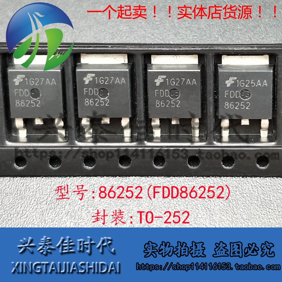 original-nuevo-5-uds-86252-fdd86252-27a-150v-a-252