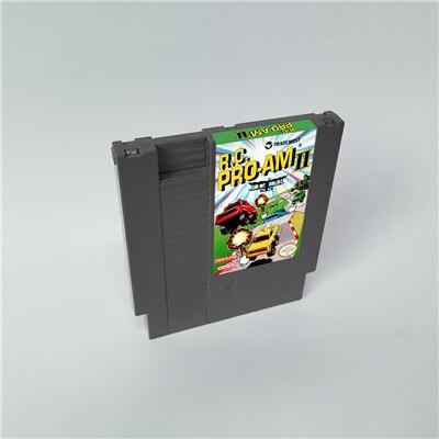 R C Cartucho de juego PRO-AM II - 72 pines de 8 bits