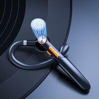 Bluetooth-наушники V5.0, беспроводные наушники, гарнитура Hands-free, музыкальные наушники с микрофоном для бизнеса/вождения