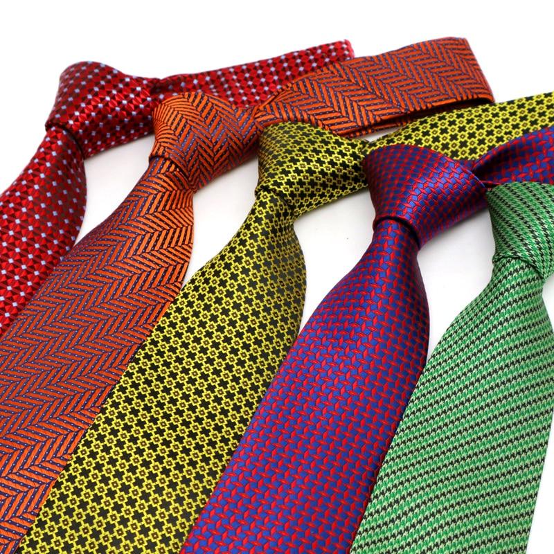 YISHLINE Classic 8CM Mens tie Plaids Paisley Man Neck Ties Factory Neckwear Bridegroom Business Wedding Tie Men Accessories недорого