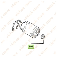 Moteur 18V pour BOSCH GWS18V-45 GWS18V-LI DGSH181 GWS18V-50 CAG180 GWS18-125V-LI 16170006B0 outils électriques accessoires outils électriques