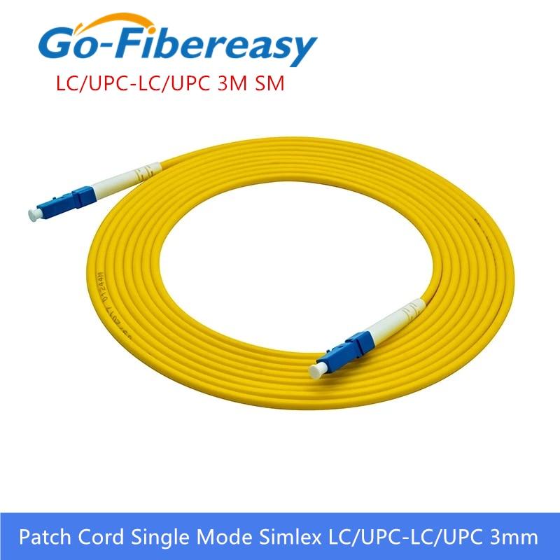 Cable de parche de fibra optica ftth LC-LC OS2 Cable de parche...