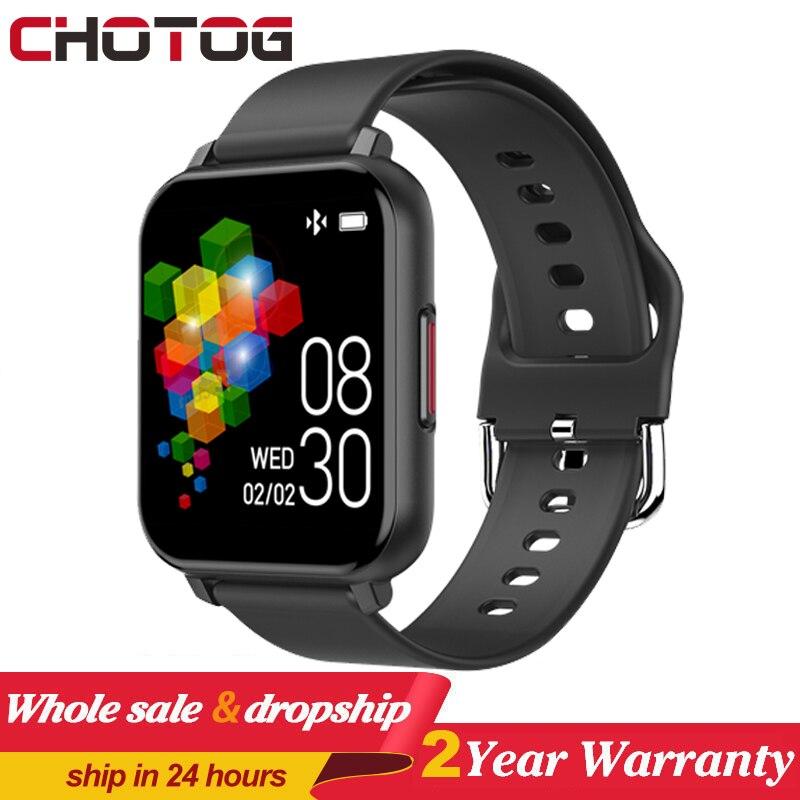 Reloj inteligente Bluetooth 5,0 con pantalla completamente táctil para hombres, reloj inteligente personalizado para mujeres, reloj con Monitor de frecuencia cardíaca y oxígeno y presión arterial para mujeres