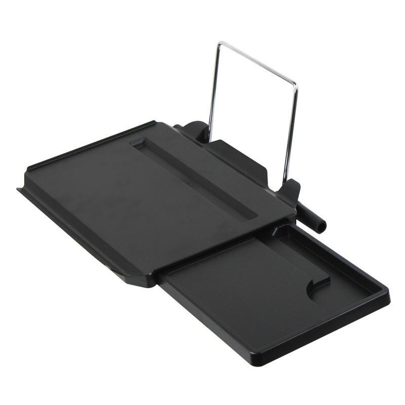2020 nueva bandeja de ordenador de escritorio de coche cajón de tercera generación con ranura para tarjeta de tableta