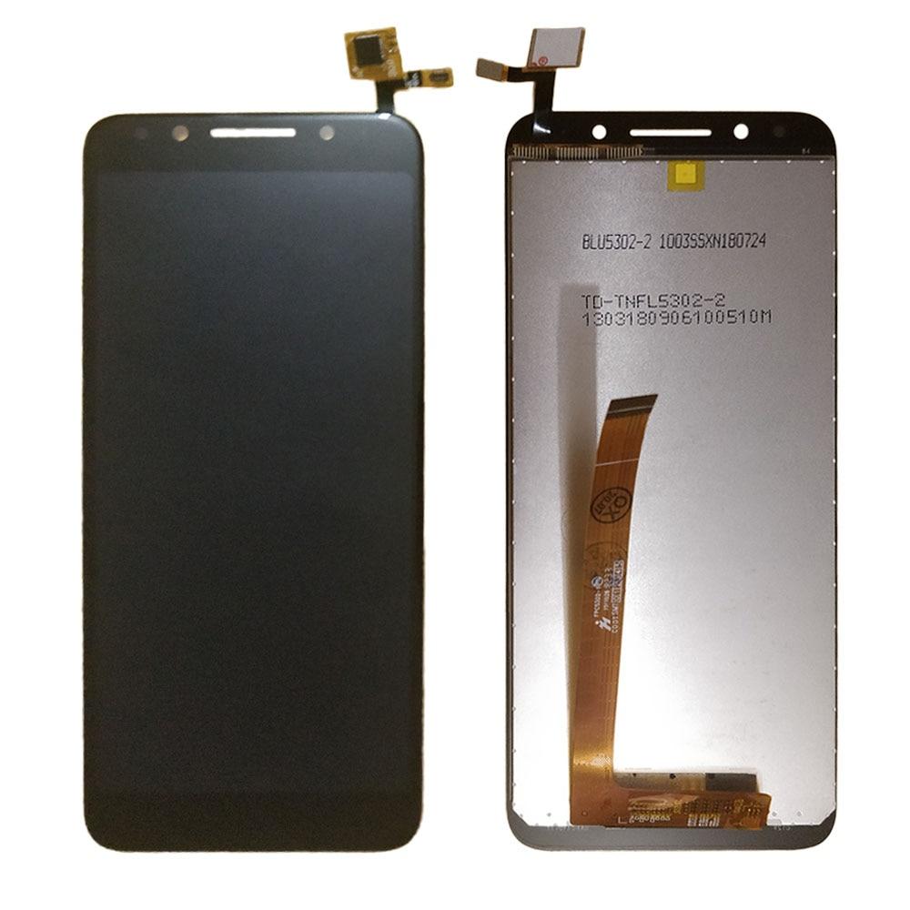 Para Vodafone Smart N9 VFD720 VFD720, pantalla táctil LCD, montaje de digitalizador, Sensor táctil Vodafone N9 Lite VFD620 VFD 620 LCD