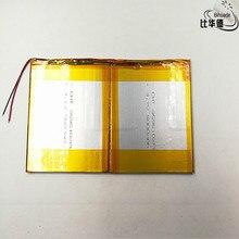 3,7 V, 10000mAH (batería de polímero de iones de litio) batería de iones de litio para tableta pc 9 pulgadas 10 pulgadas 10,1 pulgadas 35102190