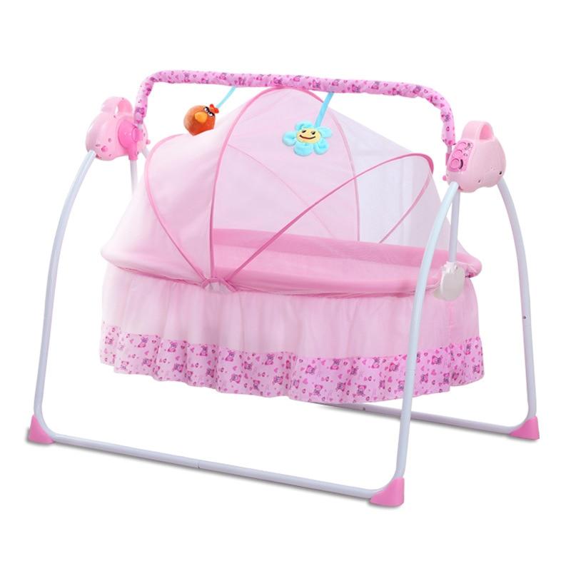 Portable Hanging Baby Crib Netting Newborn Baby Folding Bed Bassinet Convertible Baby Crib Bedding Sets Nursery Furniture Cot