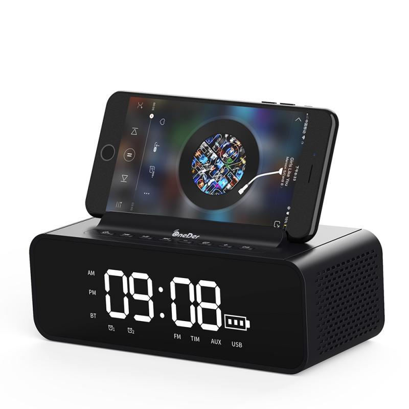 Altavoz inalámbrico con Bluetooth para el hogar, soporte de Audio para teléfono,...