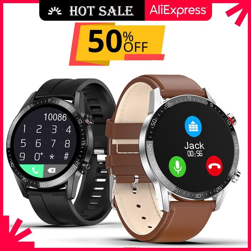 Умные часы Reloj Inteligente с Bluetooth, звонком, IP68, ЭКГ 2021, мужские умные часы, спортивные умные часы для Android, Xiaomi, Huawei, IOS, Iphone