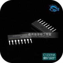 6 pièces fabriquées en chine C1237HA il peut remplacer UPC1237 puce spéciale IC pour la protection du klaxon tout neuf C1237