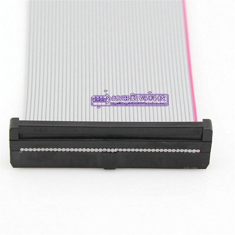 Angebot 20 cm notebook IDE 44-pin IDE weibliche-zu-weibliche datenkabel 44-pin IDE festplatte kabel kaufen 10 erhalten 1 freies