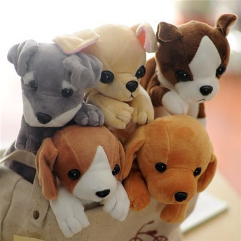 Dog Kawaii Animal Cute plush pruse Soft Plush Toy Quality Baby Sleeping Birthday Gift Girl Child Decoration Appease Dolls