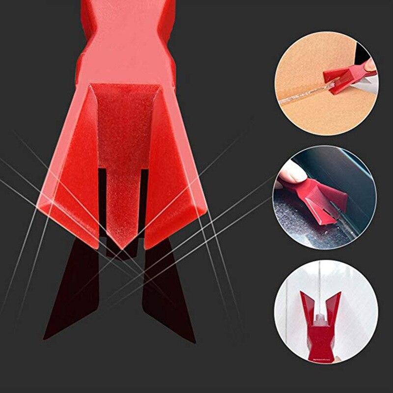 2 шт. набор инструментов для удаления силиконового герметика Скребки   