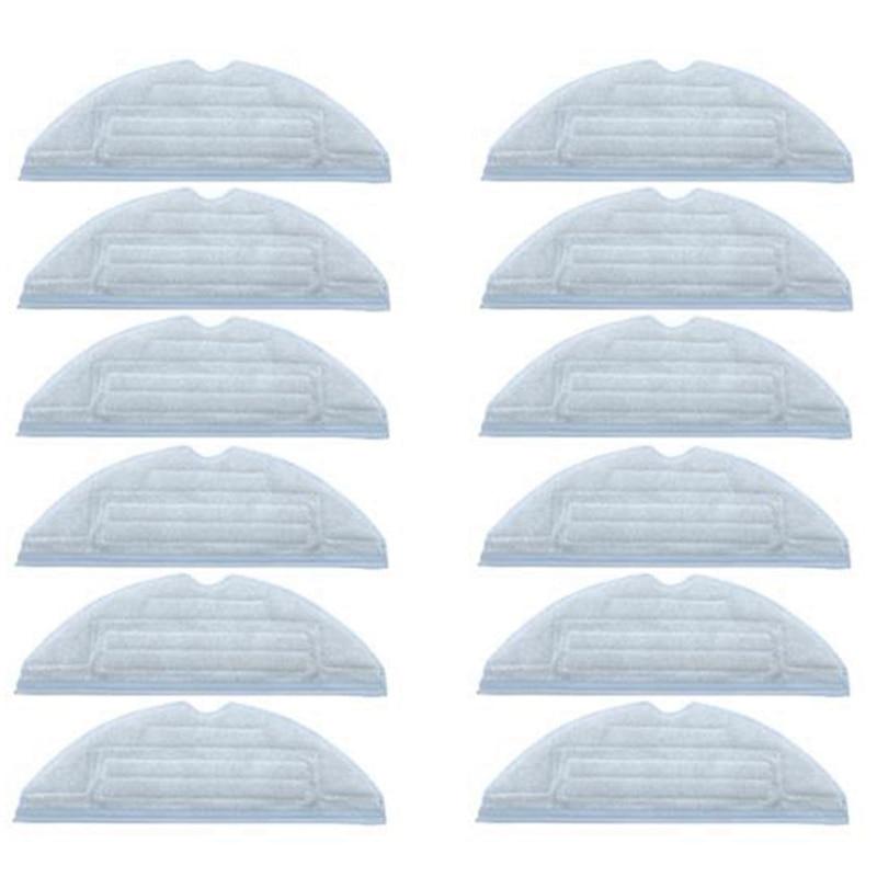 الحار!-For شاومي روبوروك مكنسة كهربائية روبوت S7 / S70 / S75 / S7max / S7maxv ممسحة الخرق أجزاء ممسحة الملابس الملحقات