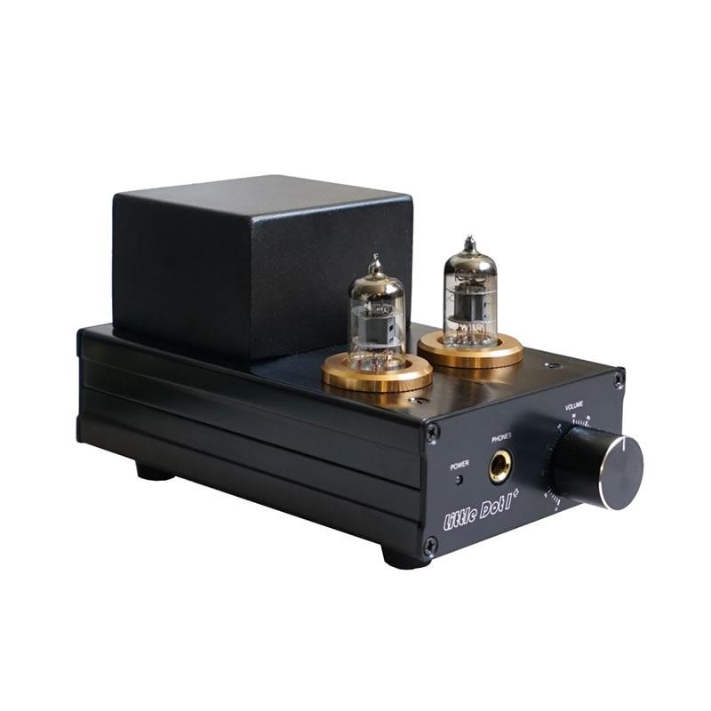 Littledot LD1 + Gemengde Hoofdtelefoon Versterker Met Galblaas En Steen. Frequentierespons 10Hz-50Khz (-3dB), Snr 92dB