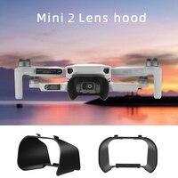 Крышка объектива для Mavic Mini/Mini 2, крышка объектива, карданный подвес камеры, антибликовый протектор, солнцезащитный козырек, антибликовый эк...